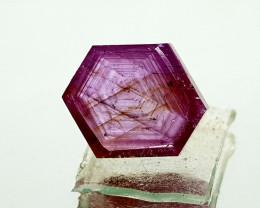 4.96Crt Trapiche Ruby  Natural Gemstones JI10