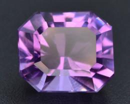 5.80 CT Natural Gorgeous Color Fancy Cut Amethyst