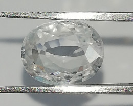 Zircon, 1.925ct, good stone for jewelry or collectors!