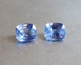 1.65ct unheated blue sapphire