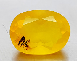 1.86CT FACETED OPAL BEST QUALITY GEMSTONE IIGC35