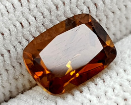 1.41CT MADEIRA CITRINE  BEST QUALITY GEMSTONE IIGC35