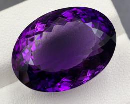32.40 Ct Amethyst Gemstone