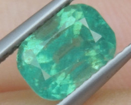 2.50cts NEON MINT Paraiba Color Apatite, Calibrated