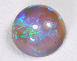 1.61Ct Australian Lightning Ridge Dark Crystal Opal C1911