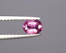 0.42Cts Natrual  No Heat Ruby Gemstones