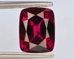 AAA Cut 2.95 Ct Natural Ravishing Color Rhodolite Garnet