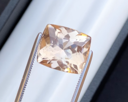 Untreated 8.20 Ct Natural Himalayan Topaz
