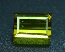 AAA Grade 1.80 ct Natural  Green Tourmaline ~ K