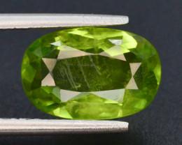 3.10 Ct Untreated Green Peridot ~t