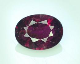 AAA Color 1.40 ct Rubelite Tourmaline~K