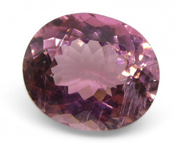 2.50ct Oval Pink Tourmaline