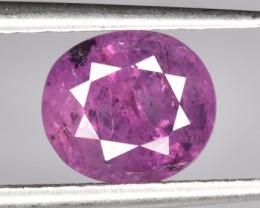 Rare 1.80 CTS Corundum Kashmir Sapphire Gem