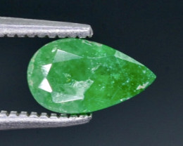 0.96 Crt  Tsavorite Faceted Gemstone (Rk-3)