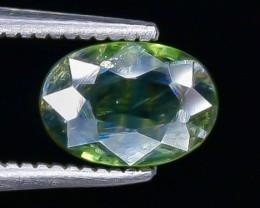 0.94 Crt  Sapphire Faceted Gemstone (Rk-3)