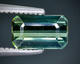 0.82 Crt Tourmaline  Faceted Gemstone (Rk-3)
