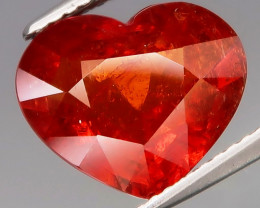 5.29 ct. 100% Natural Earth Mined Fire Mandarin Orange Spessartite Garnet