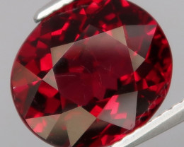 5.62 Ct.100% Natural Earth Mined Top Quality Cherry Rhodolite Garnet