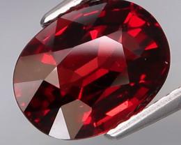 4.14 Ct. 100% Natural Earth Mined Red Rhodolite Garnet Africa