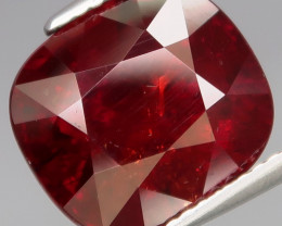10.00 ct. 100% Natural Earth Mined Orange Spessartite Garnet Africa