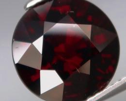 6.88 Ct. Natural Dark  Red Rhodolite Garnet Africa