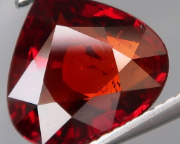 5.23 ct. 100% Natural Earth Mined Spessartite Garnet Africa