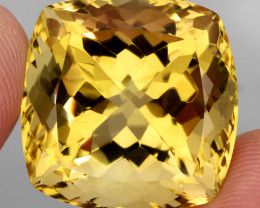 53.19 ct. 100% Natural Unheated Top Quality Yellow Golden Citrine Brazil