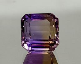 2.49Crt Bolivian Ametrine  Natural Gemstones JI11
