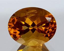 2Crt Madeira Citine Natural Gemstones JI11