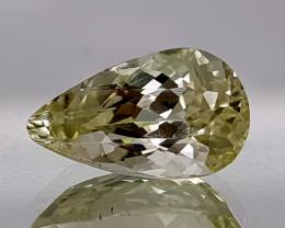 3.28Crt Triphene Kunzite Natural Gemstones JI11
