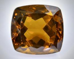 11.85 Crt Natural Conic Quartz Faceted Gemstone.( AB 29)