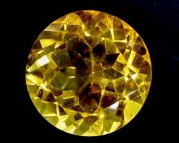 4.90 Crt Natural  Citrine Faceted Gemstone.( AB 29)