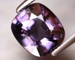 Spinel 2.00Ct Mogok Spinel Natural Burmese Purple Spinel EF2413/A121