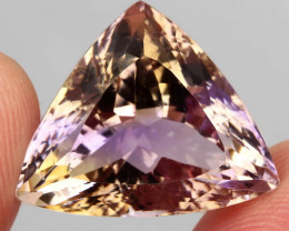 24.09 Ct. 100% Natural Earth Mined Top Quality Ametrine Bolivia Unheated