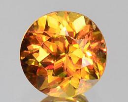 0.32 Cts Color Changing Natural Sphene Gemstone