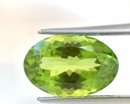 Natural Unheated Peridot from Burma (Myanmar) 5.39 cts (SKU Z97)