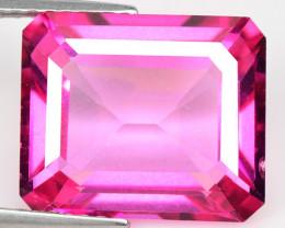 6.84 Cts Pink Color Natural Topaz Gemstones