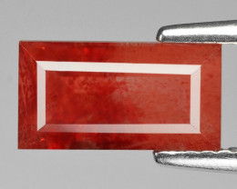 1.80 Cts Amazing Rare Natural Red Color  Loose Andesine