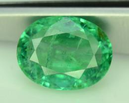 Top Color & Clarity 3.25 ct Emerald ~ Zambia