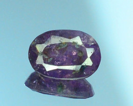 Top Clarity & Color 1.15 ct Rarest Pink Corundum Sapphire ~K