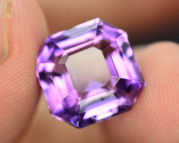 Amethyst 9.45 Ct Beautiful Color Natural Amethyst,Faceted Amethyst Unique