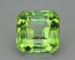 Apple Green Afghan Tourmaline 2.06 ct  Untreated Sku-40