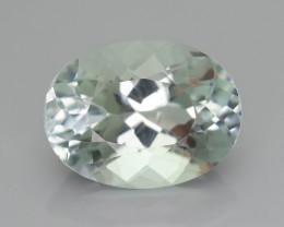 Amblygonite  Rare 3.62 ct Soft Green SKU-3