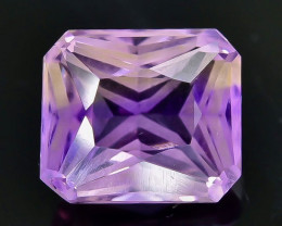 3.10 Crt  Ametrine Faceted Gemstone (Rk-4)