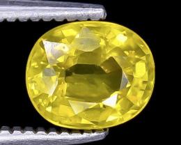 1.60 Crt  Zircon Faceted Gemstone (Rk-4)