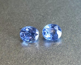 1.02ct natural unheated sapphire