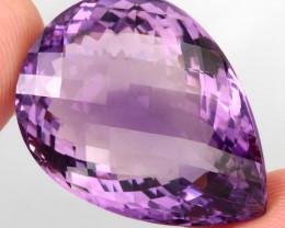 76.16 ct 100% Natural Earth Mined Unheated Purple Amethyst, Uruguay