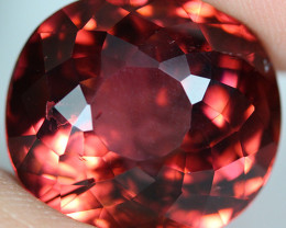 25.52 CT Orangy Pink Tourmaline AAA Excellent cut Mozambique - MT10