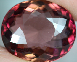 14.95 CT Hot PinkTourmaline AAA Excellent cut Mozambique - MT12