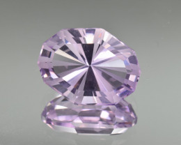 Natural Lavender Amethyst 8.93 Cts Perfect Precision Cut